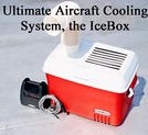 Aircraft Cooling System IceBox with Emapa
